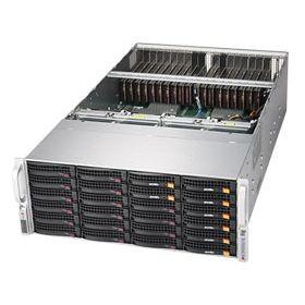 SYS-6049GP-TRT - 4U - Inferencing Server Barebone