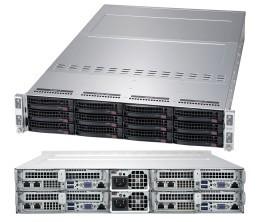 SYS-2014TP-HTR - 2U 4 Nodes - Server Barebone