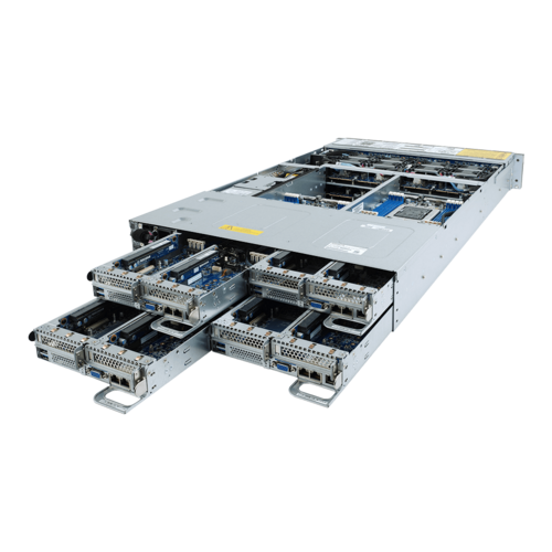 SYS-H262-Z66 - 2U 4 Nodes - Server-Barebone