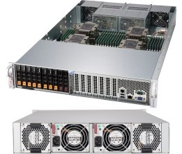 SYS-2049P-TN8R - 2U - Server Barebone