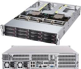 SYS-2023US-TR4 - 2U - Server Barebone