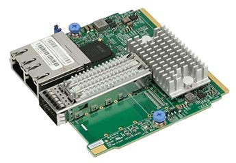 AOC-MHIBF-m1Q2GM SIOM Infiniband FDR 56Gbps/Intel® i350