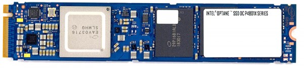 Intel 3D XPoint DC P4801X 375G PCIe 3.0x4 60DWPD M.2 22x110