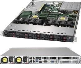 SYS-1123US-TR4 - 1U - Server Barebone