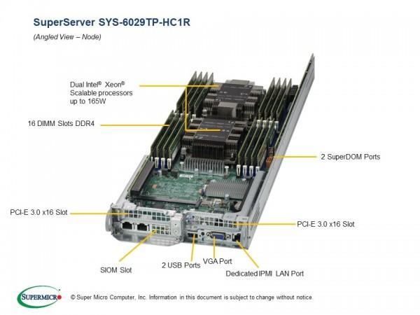 SYS-6029TP-HC1R - Node
