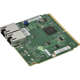 AOC-MGP-i2M SIOM 2x RJ45, 1Gbps Port Intel i350 Controller (for Twin Systems)