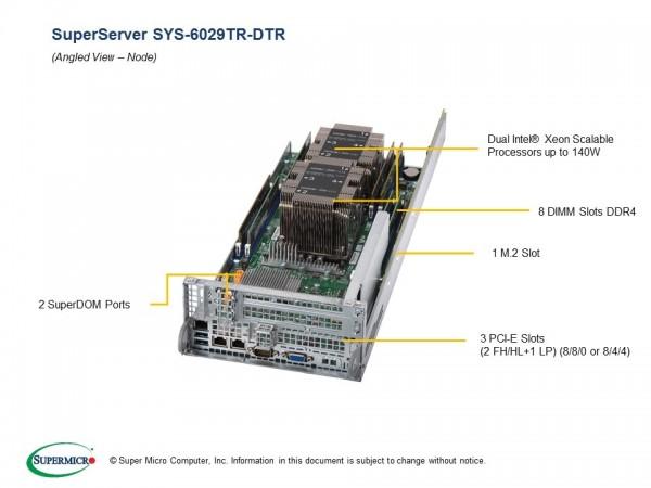 SYS-6029TR-DTR - Node