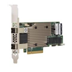 Broadcom MegaRAID 9480-8i8e - 12Gb/s SAS, x8 lane PCIe 3.1