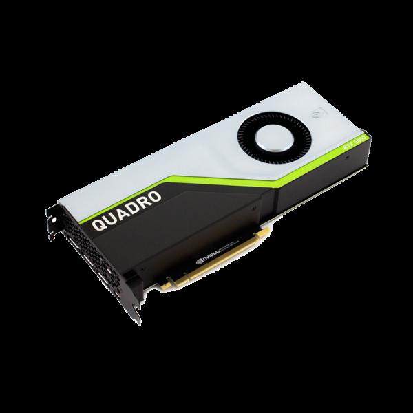 NVIDIA Quadro RTX 5000 16GB GDDR6 - 11.2TFLOPs (FP32) - 3072CUDA cores