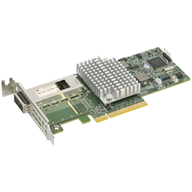 AOC-S40G-i1Q SuperMicro XL710 1Port Netzwerkkarte, 40Gbps, PCIe 3.0 x8