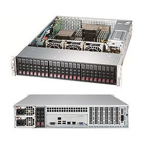 SSG-2029P-ACR24L - 2U - Storage Server