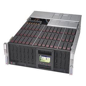 SSG-6049P-E1CR45L+ - 4U - Storage Server Barebone
