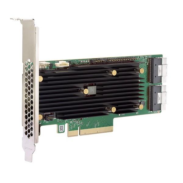 Broadcom MegaRAID 9560-16i - 12Gb/s SAS-3 / NVMe, x8 lane PCIe 4.0