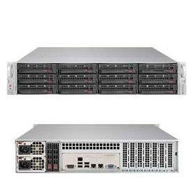 SSG-6029P-E1CR12T - 2U - Storage Server Barebone