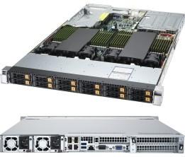 SYS-1124US-TNRP -1U -Server Barebone