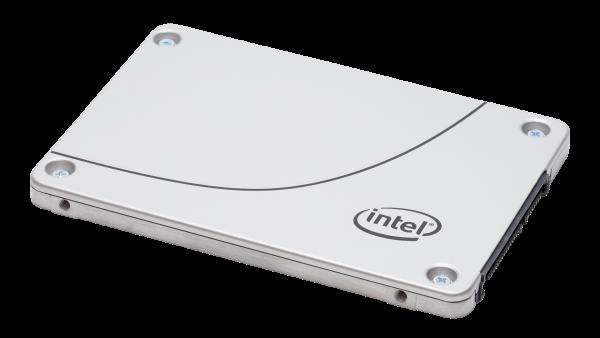 """Intel S4510 7.68T SATA 6Gb/s 3D TLC 2.5"""" 7.0mm <2DWPD Rev.2"""