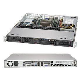 SYS-5019S-MN4 - 1U - Server Barebone