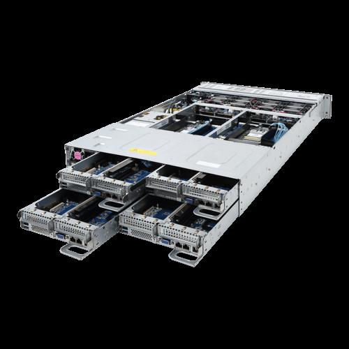 SYS-H261-Z60 - 2U 4 Nodes - Server-Barebone
