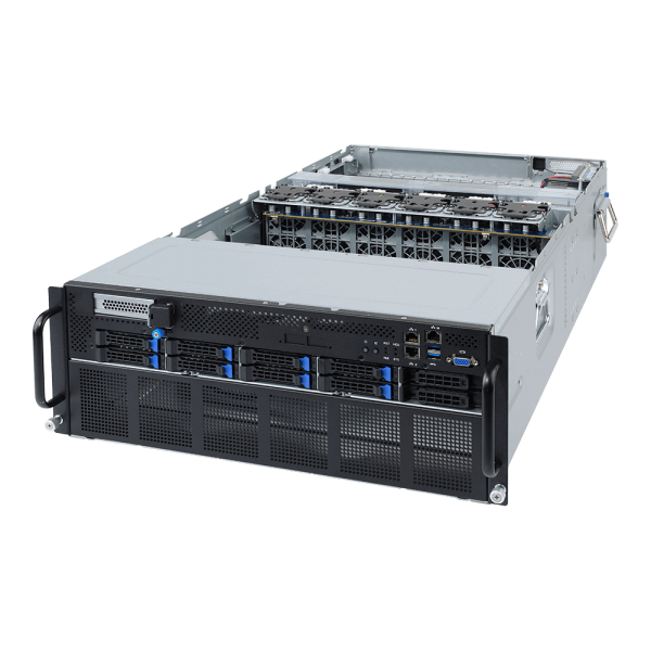 SYS-G482-Z52 - 4U - Server-Barebone