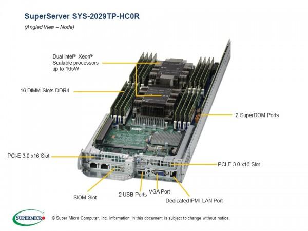 SYS-2029TP-HC0R - Node