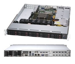 SYS-1114S-WTRT - 1U - Server Barebone