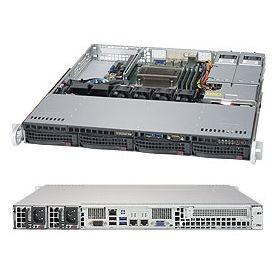 SYS-5019S-MR - 1U - Server Barebone