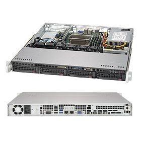 SYS-5019S-M - 1U - Server Barebone