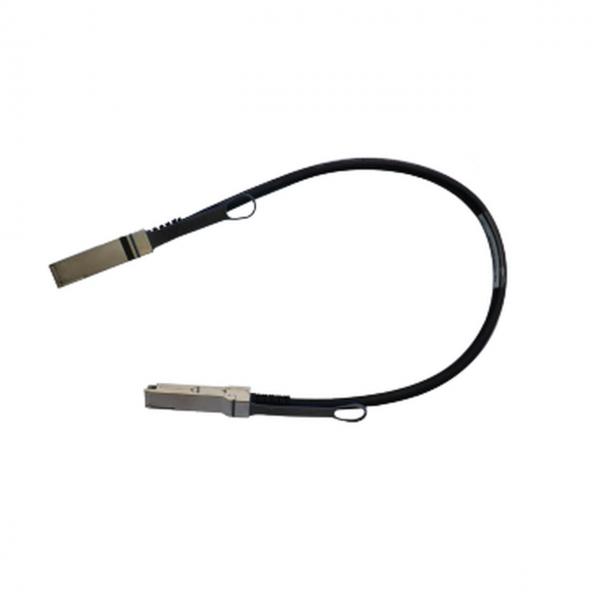 MCP1650-V002E26 - NVIDIA Passive Copper cable, 200GbE, 200Gb/s, QSFP56, LSZH, 2m, black pulltab, 26A