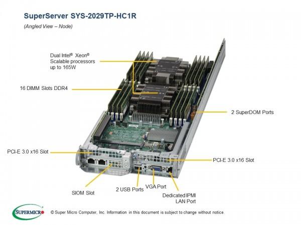 SYS-2029TP-HC1R - Node
