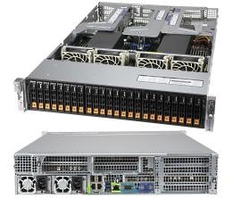 SYS-2124US-TNRP - 2U - Server Barebone
