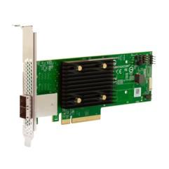 Broadcom HBA 9500-8e Tri-Mode - SATA 6Gb/s / SAS 12Gb/s / PCIe 4.0 (NVMe)