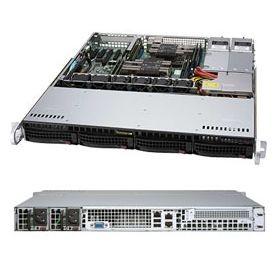 SYS-6019P-MTR - 1U - Server Barebone