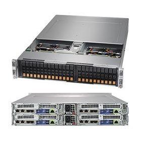 SYS-2029BT-HNR - 2U 4 Nodes - Server Barebone