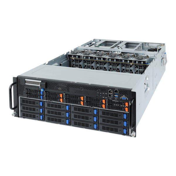 SYS-G482-Z50 - 4U - Server-Barebone
