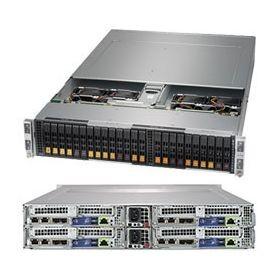 SYS-2029BT-HNTR - 2U 4 Nodes - Server Barebone