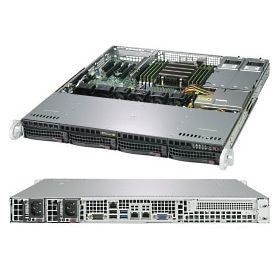 SYS-1013S-MTR - 1U - Server Barebone