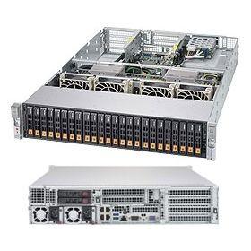 SYS-2029U-TN24R4T - 2U - Server Barebone