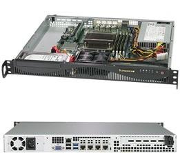 SYS-5019C-M - 1U - Server Barebone