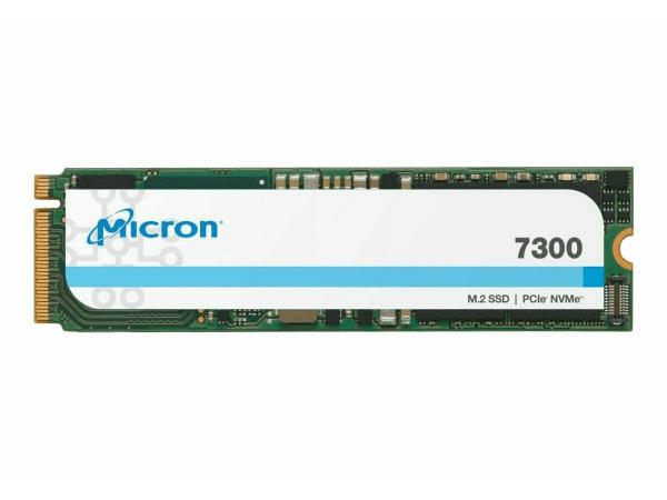 Micron 7300 PRO 1.92TB PCIe NVMe M.2 22x110mm 3D TLC 1DWP
