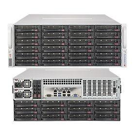 SSG-6049P-E1CR36L - 4U - Storage Server Barebone