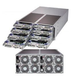 SYS-F619P2-FT - 4U 8 Nodes -Server Barebone