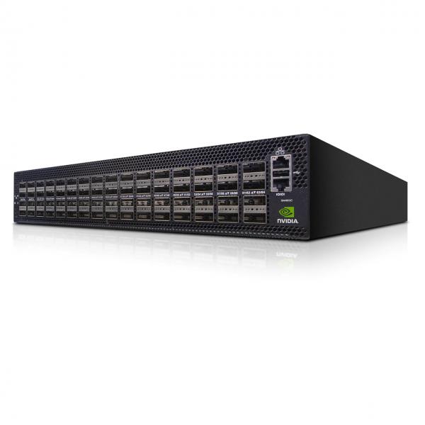 MSN4600C Series 100GbE Ethernet Switches - Spectrum-3 2U x64 QSFP28 ports + Rail Kit