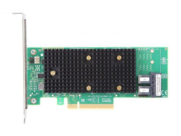 Broadcom MegaRAID 9440-8i - 12Gb/s SAS, x8 lane PCIe 3.1