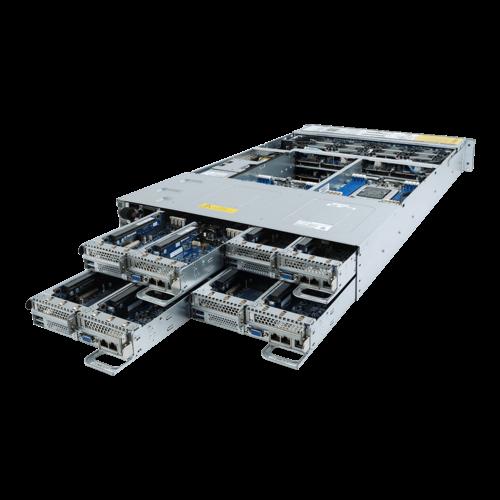 SYS-H262-Z62 - 2U 4 Nodes - Server-Barebone