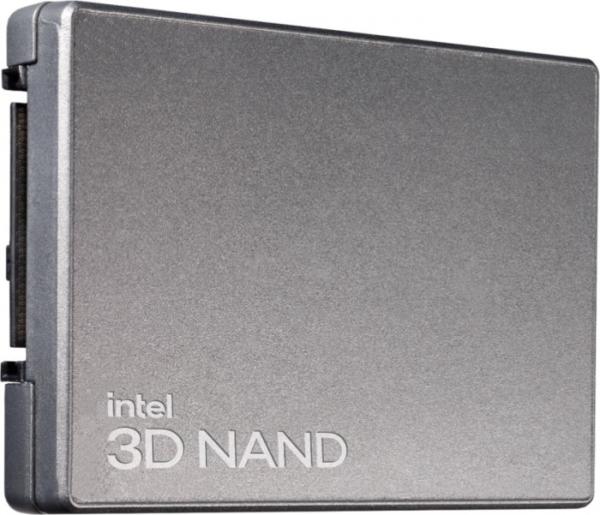 Intel D7-P5510 7.68TB NVMe PCIe4.0X4 3D TLC U.2 15mm 1DWPD