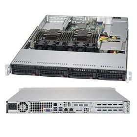 SYS-6019P-WT - 1U - Server Barebone