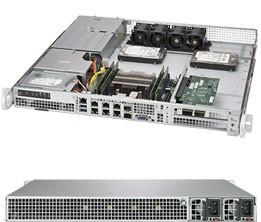 SYS-1019D-FRN8TP - 1U - Server Barebone