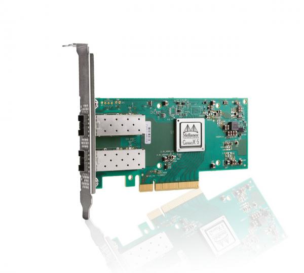 MCX512F-ACAT - ConnectX®-5 EN network interface card, 25GbE Dual-port SFP28