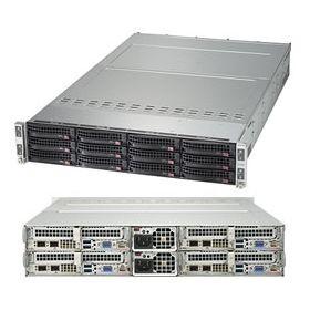 SYS-6029TP-HC1R - 2U 4 Nodes - Server Barebone