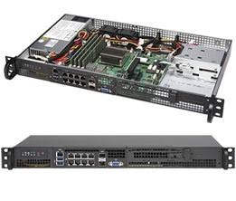SYS-5019A-FTN10P -1U - Server Barebone